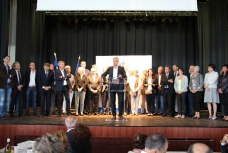 Laurent Wauquiez à Mions - LyonMag