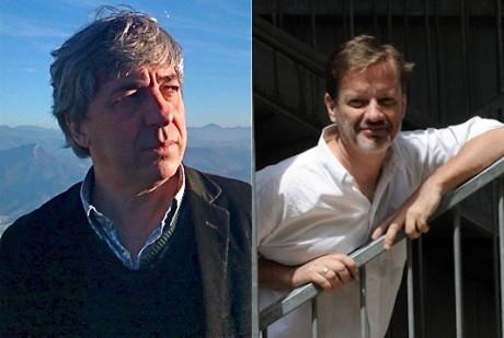 Sorj Chalandon et Alexis Jenni en lice pour le Goncourt - DR