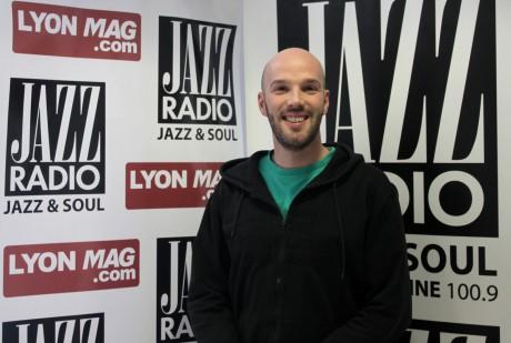 Sébastien Laspid co-fondateur de la boutique Laspid - Photo LyonMag.com
