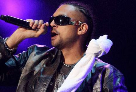 Le chanteur jamaïcain Sean Paul - DR