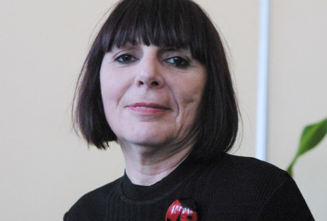 Nadine Gelas - DR