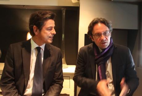 Emmanuel Hamelin et Frédéric Lefebvre - LyonMag