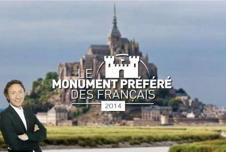 Le drame a eu lieu peu avant le tournage d'un épisode du Monument préféré des Français - DR