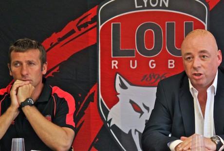 Yvan Patet aux côtés de Raphaël Saint-André - LyonMag