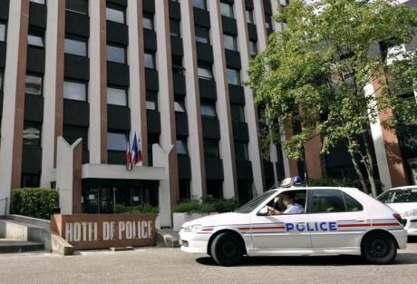 L'Hôtel de Police de Lyon - Photo DR