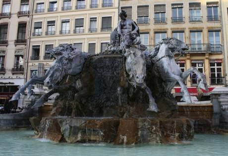 La fontaine Bartholdi est l'un des grands chantiers à venir - DR