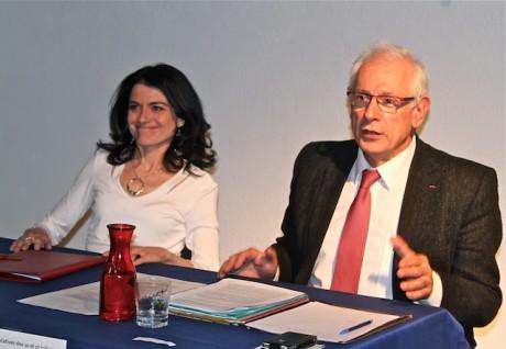 NPG et Philippe Meirieu, le duo estampillé Verts/PS sur la 1e circonscription du Rhône - LyonMag