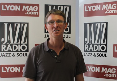 Bruno Pallanchard, directeur de course du Run in Lyon - JazzRadio / LyonMag