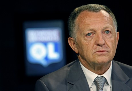 Jean-Michel Aulas - Photo DR