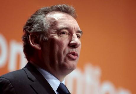 François Bayrou - DR