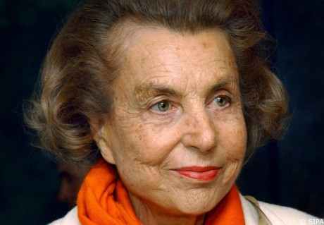 Liliane Bettencourt - DR