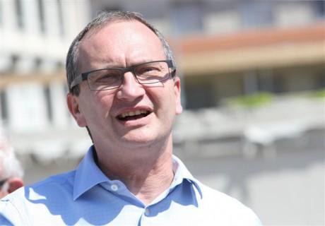 Jacques Chanut, président FFB Rhône-Alpes - Photo DR
