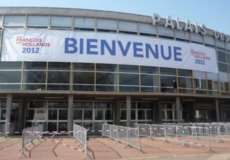 Le palais des sports de Gerland jeudi à Lyon - LyonMag