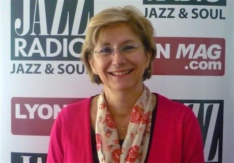 Annie Guillemot invité vendredi de Jazz Radio - JazzRadio/LyonMag