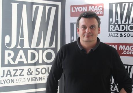 Ronan Frémondière - JazzRadio/LyonMag