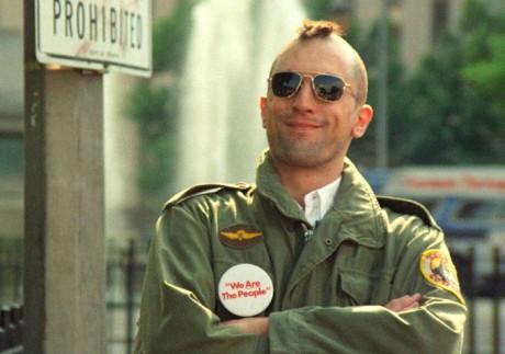 Robert de Niro dans Taxi Driver - DR