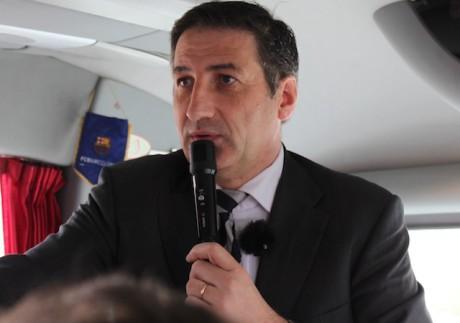 Patrick Iliou, DG adjoint de l'OL - LyonMag