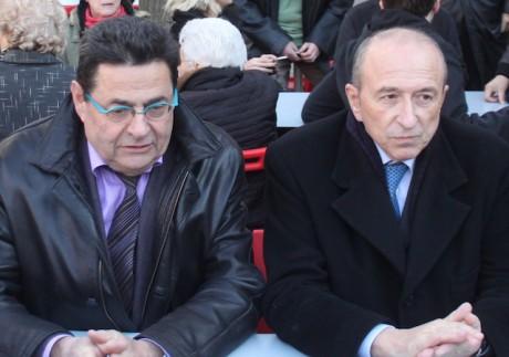 Jean-Paul Bret et Gérard Collomb - LyonMag