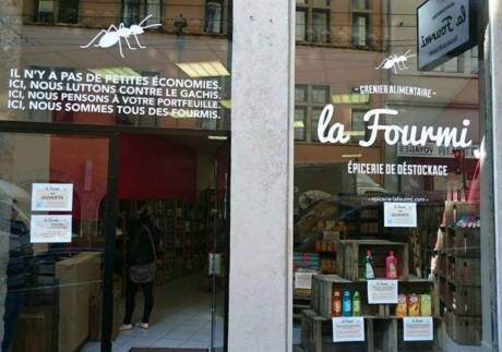 DR La Fourmi