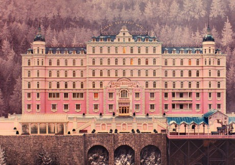 The Grand Budapest Hotel - DR