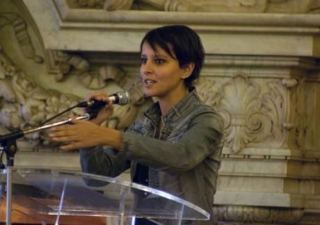 Najat Valaud-Belkacem - DR