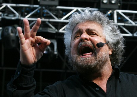 Beppe Grillo - DR