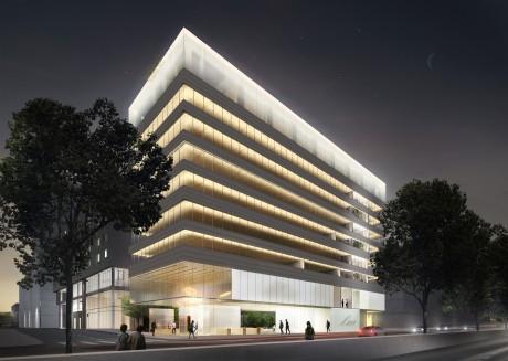 Lumen - La cité de la Lumière verra le jour en 2020 - DR