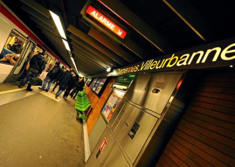 La station Charpennes - DR