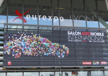 Eurexpo m me sans salon de l auto le chiffre d affaires for Salon lyon eurexpo