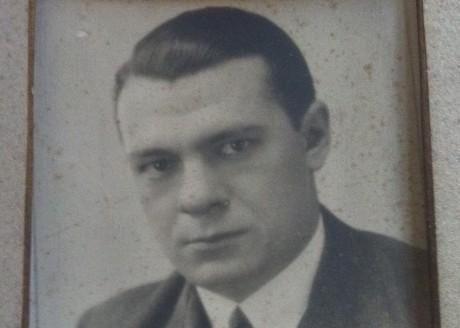 Albert Routier en 1933, Arch. fam. Isabelle Chapuis - DR