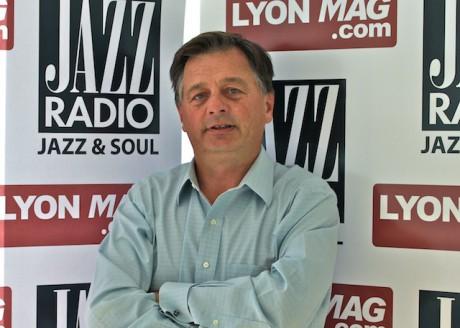 Cyrille Issac-Sybille, président du Modem du Rhône - JazzRadio/LyonMag