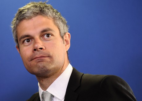 Laurent Wauquiez - DR