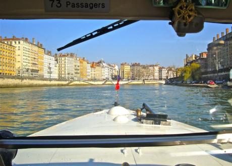 Les rives de Saône à Lyon - LyonMag