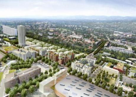 Le futur quartier de La Duchère (Lyon 9e) - LyonMag