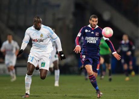 Marseillais et Lyonnais pourraient se retrouver à la fin du mois au Vélodrome - DR