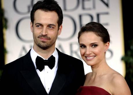 Benjamin Millepied et Natalie Portman - DR