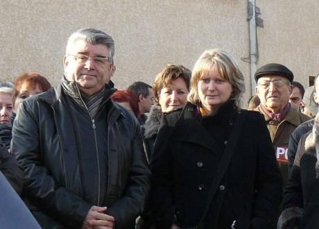 André Gerin et Michèle Picard - LyonMag