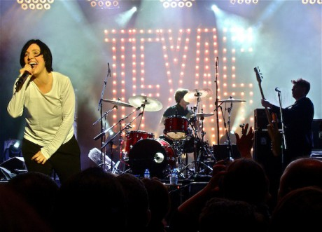 Texas et Sharleen Spiteri en live à Fourvière - Photo LyonMag