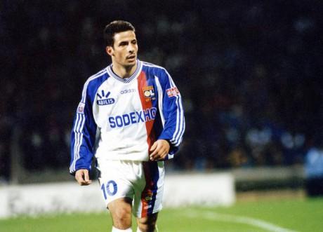 Giuly sous le maillot de l'OL, cela reste du passé - Photo Icon Sport