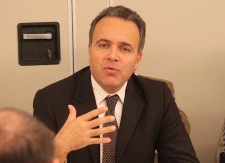 Denis Broliquier, maire du 2e arrondissement