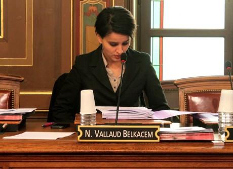 Najat Vallaud-Belkacem ne semble pas être en phase à 100% avec le maire de Lyon - LyonMag