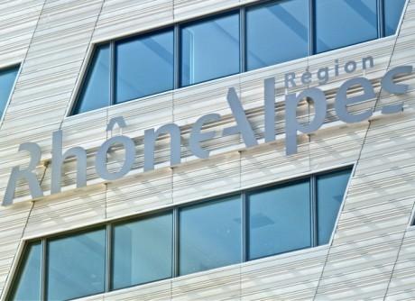 Le siège de la Région Rhône-Alpes - Lyonmag.com