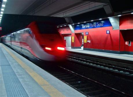 La Part-Dieu enterrera-t-elle ses voies ferrées ? A la gare de Porta Susa à Turin, ce projet est déjà une réalité - LyonMag