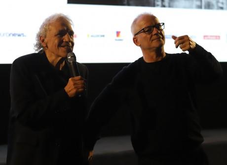 Abel Ferrara et Thierry Frémaux - LyonMag