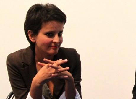 Najat Vallaud-Belkcamen - LyonMag.com
