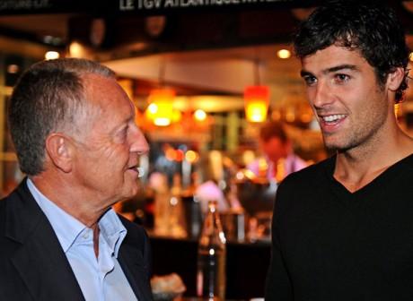 Jean-Michel Aulas et Yoann Gourcuff ne sont pas très estimés par les footballeurs français - LyonMag