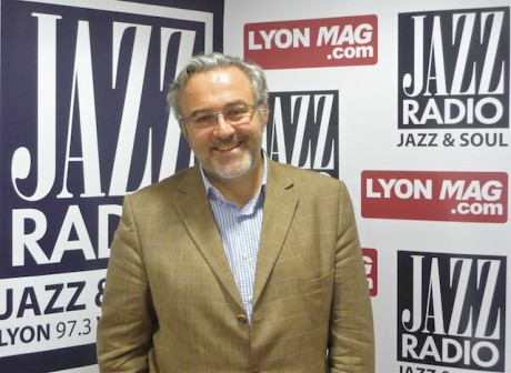Eric Roux de Bézieux - LyonMag/JazzRadio