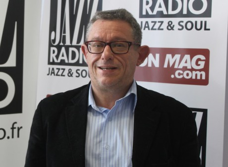 Frédéric Poignard - LyonMag/JazzRadio