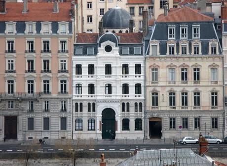 La grande synagogue de Lyon - DR - dvalot pictures