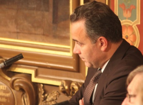 Denis Broliquier, maire du 2e arrondissement - LyonMag
